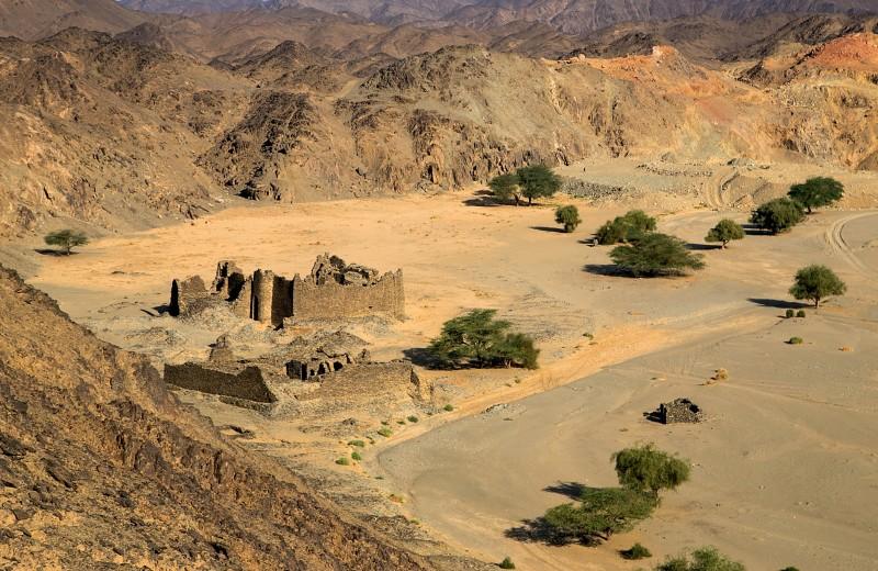 Злосчастное золото Судана