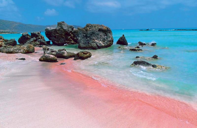 Все краски пляжа