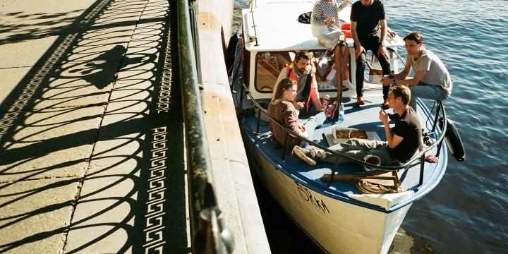 ЛодкаАлексея Онацко