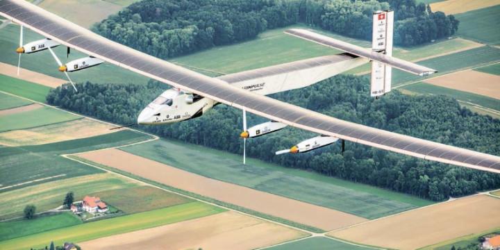 Хронограф и авиация будущего
