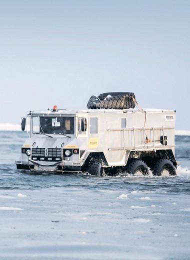 Арктический бурлак