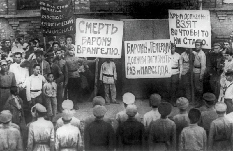 Как брали Крым