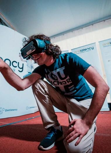Воронежские предприниматели делают уникальные трекеры для виртуальной реальности