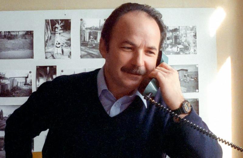 Николай Губенко. На скоростях