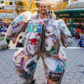 Прогулки с мусором