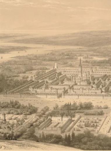 Как секта становится фундаментом идеального города