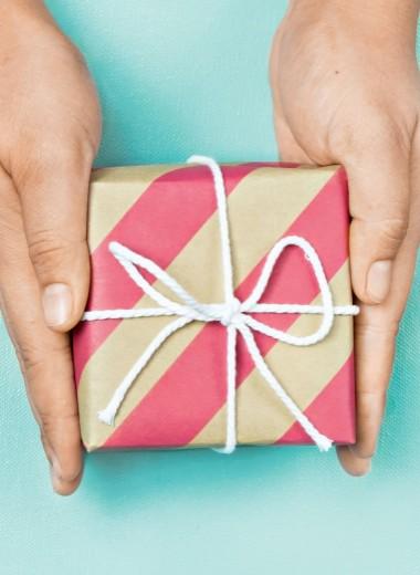 Вторая жизнь бесполезных подарков
