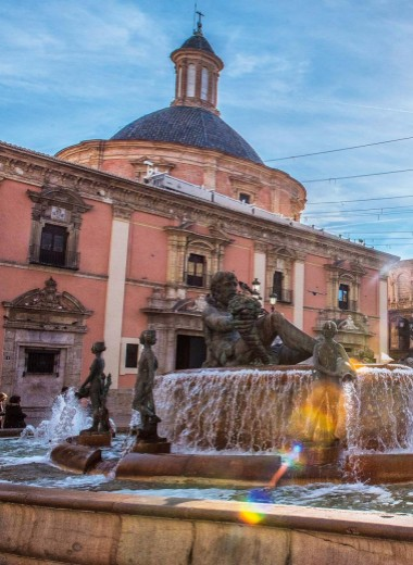 На автомобиле в Испанию: Прочь от моря!