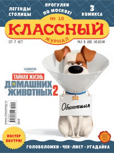 Классный журнал №10 30 мая