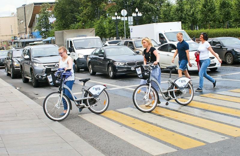 Осторожно, велосипед!