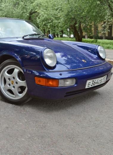 Porsche 911: Дорогу королю!