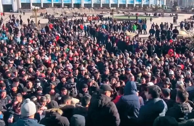 Киргизский акт Большой игры