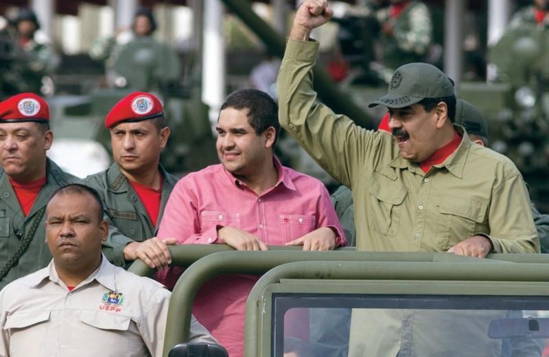 Детские болезни левой Венесуэлы