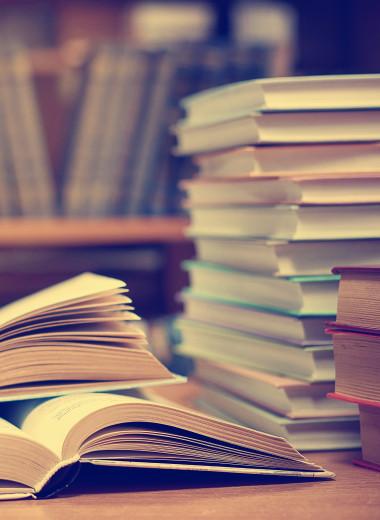 Библиотечная весна