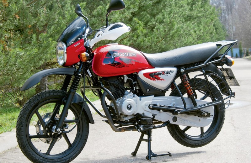 Bajaj BM 150X