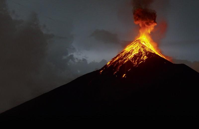 Катя катит кругосветку.Часть четвёртая: Гватемала