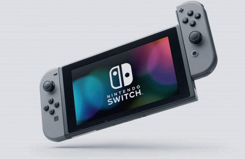 Один год Nintendo Switch