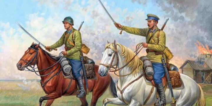 «Мы — красные кавалеристы!»