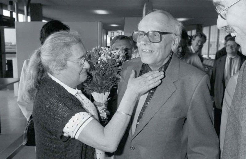 Андрей и Люся