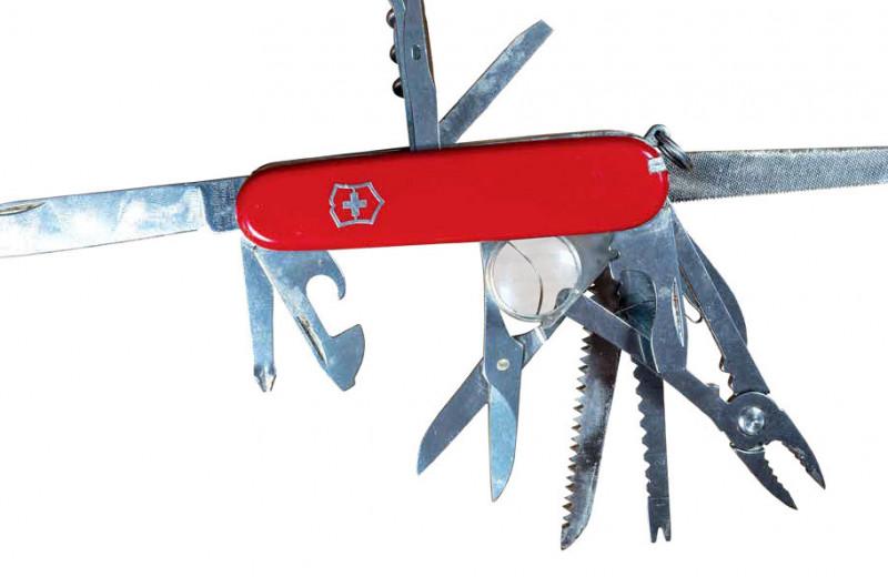 Нож швейцарской армии