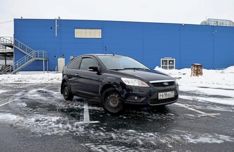Ford Focus: надежный инструмент