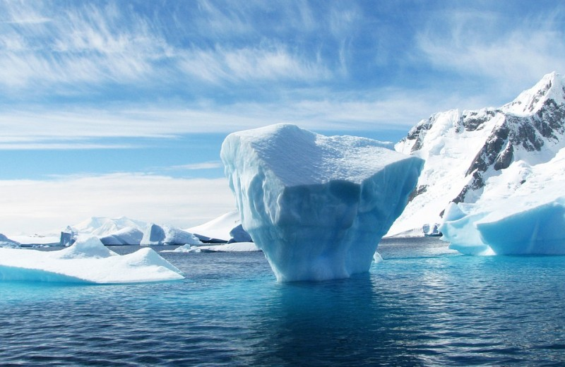 Арктика: потепление