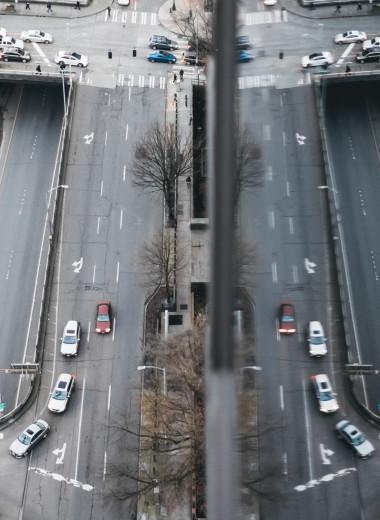Роботы на дорогах