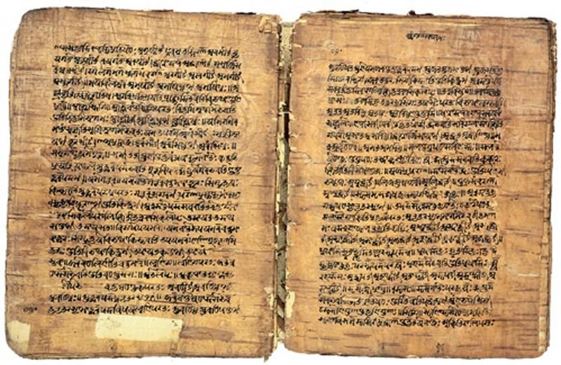 Таблица Менделеева и санскрит