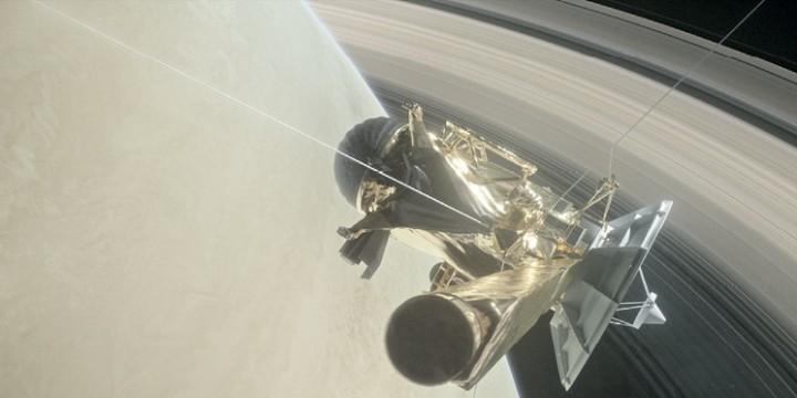 Закат Сатурна