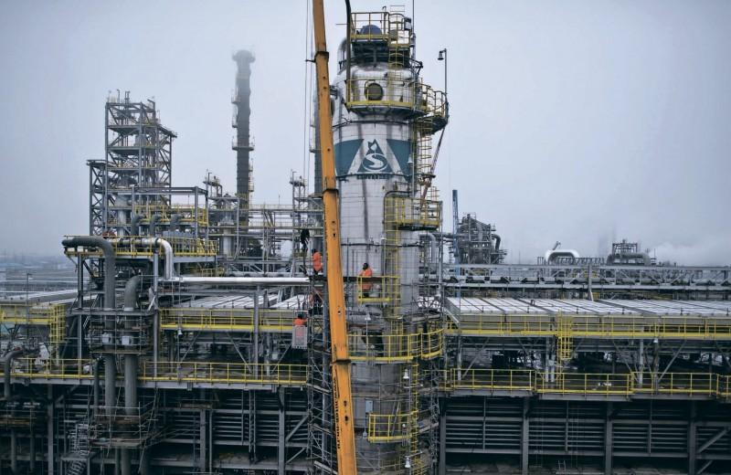 Химпром: дефицит своих интеграторов