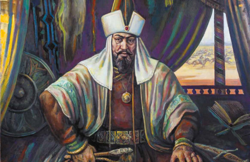Основатель Казанского ханства