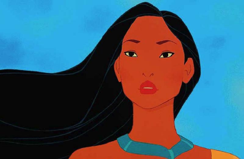 Покахонтас — индианка, покорившая Европу