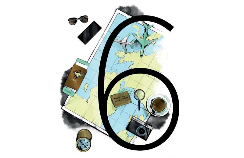 6 новых правил путешествий за границу
