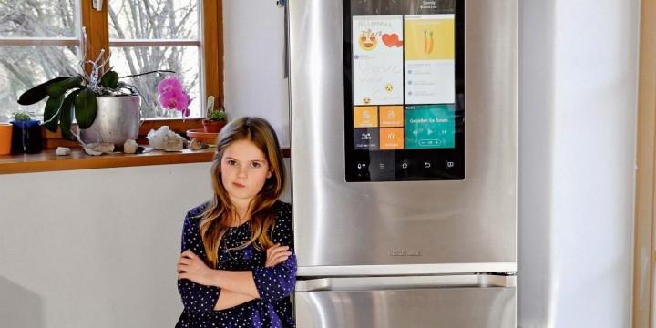 Холодильник с интеллектом