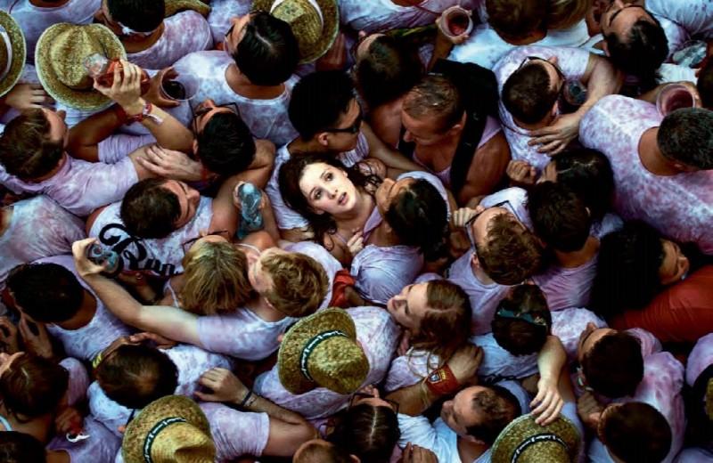 Как уцелеть в толпе