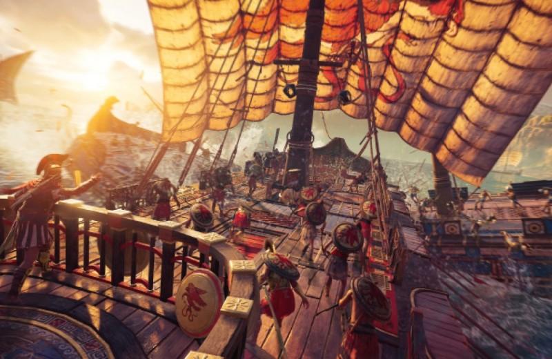 Лучшие видеоигры | Assassin's Creed. Одиссея