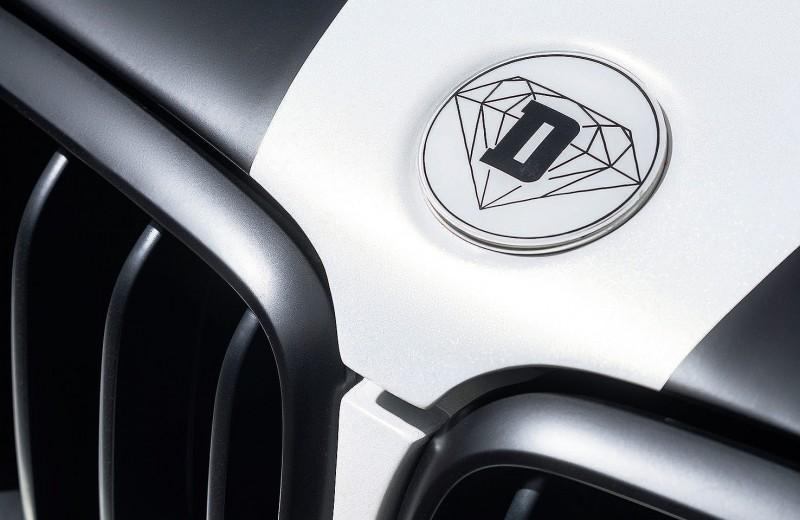 BMW X5 Diamond. Первый автомобиль нового бренда
