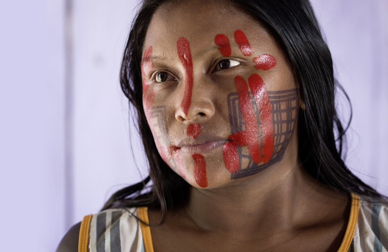Бразилия: Дочери неба и воды