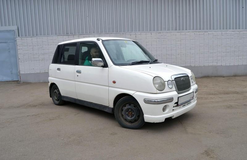 Subaru Pleo Nesta: Мистер Бин из Японии
