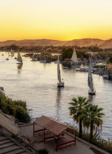 Пять стадий Египта