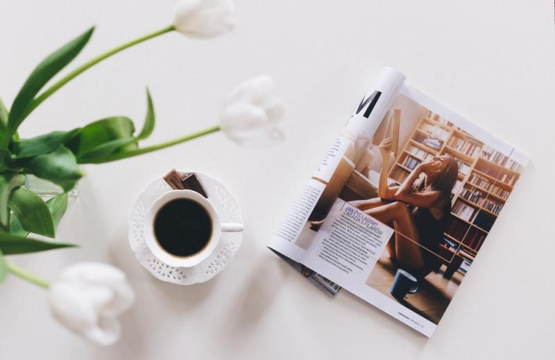 Кто читает глянцевые журналы?
