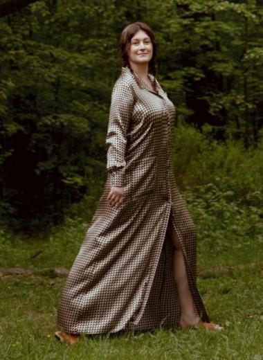Как Мария Тиника возвращает Петербургу деревья