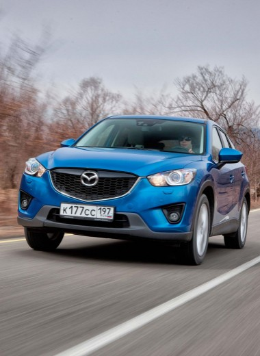 Mazda CX-5: ресурс неизвестен