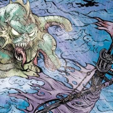 Комиксы | Карающий меч