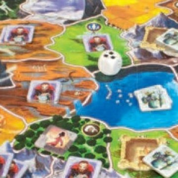 Настольные игры | Master of Orion. Small World