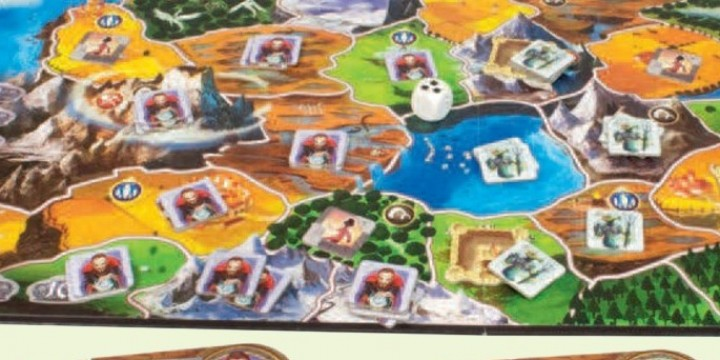 Настольные игры | Small World