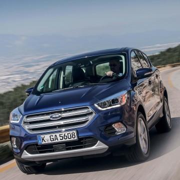 Ford Kuga: перезагрузка