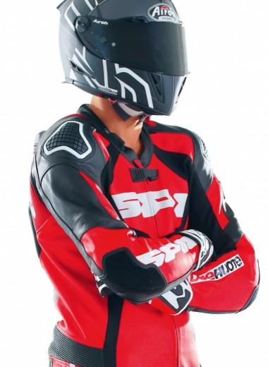 Что в голове у мотоциклиста?