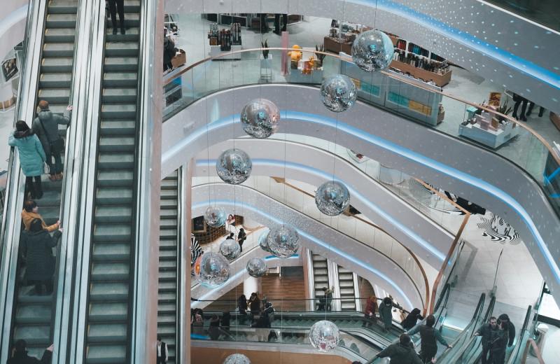 ТЦ: как торговые центры получили власть над временем изаменили собою город