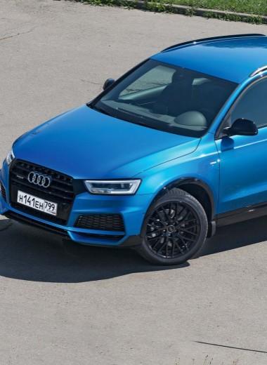 Audi Q3: «Ку» три раза